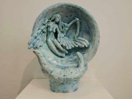 Lauren Rudd Handling Your Dreams Of Growth Front Sculpture
