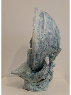 lauren rudd handling your dreams of growth side sculpture