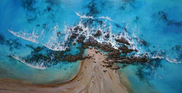Leigh Hewson Bower Above The Ocean 3