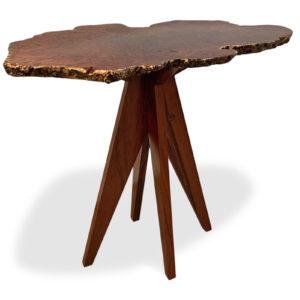 The Edge 47 Burl Coffee Table