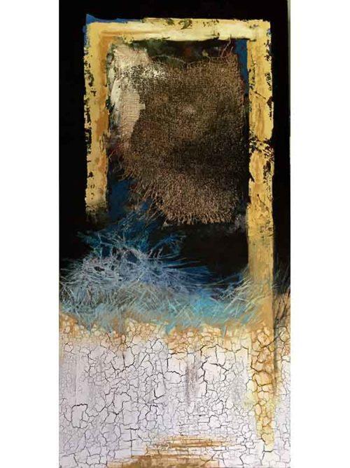 Astrid Dahl - Through The Window Desert Breezes Blow