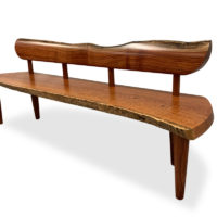 Flow Entry Bench Seat