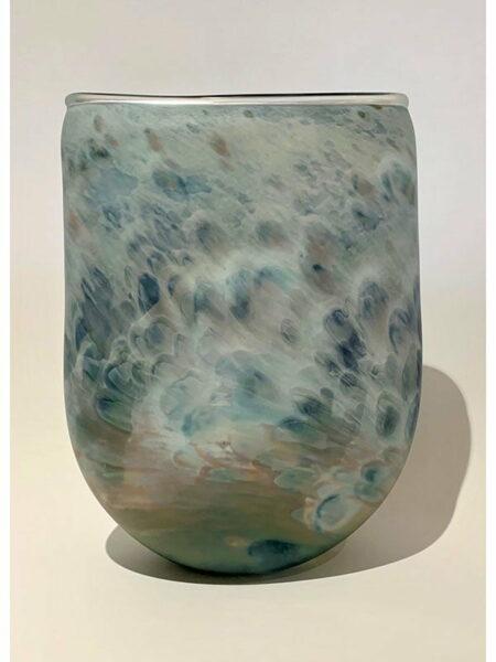 Grant Donladson Misty Glass Vase