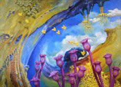 john mcintosh gallifray garden painting copy