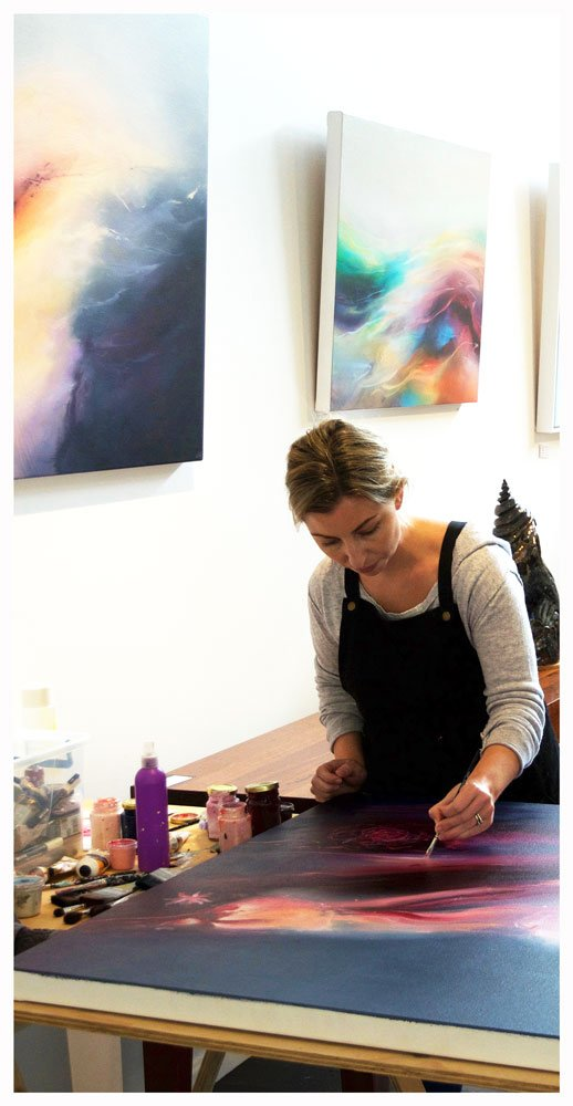 Liv Vardy Painting In Jahroc Galleries