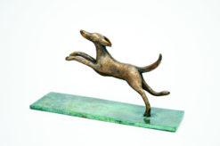 yuko takahashi catch me bronze sculpture