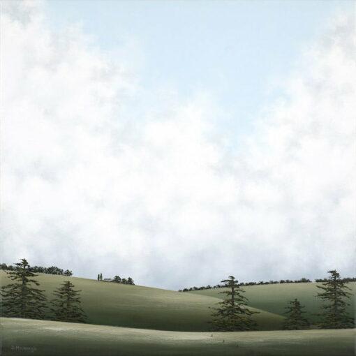 Debbie Mackenzie Gracious Painting