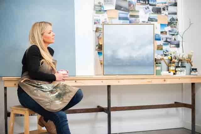 Debbie Mackenzie Studio Shot 3