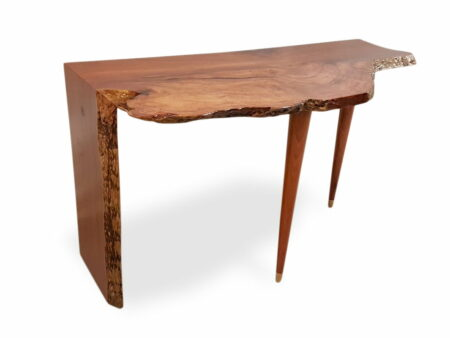 Raw Edge Karri Entry Table