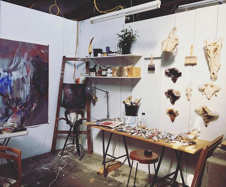 Stephanie Resich Studio Shot 5