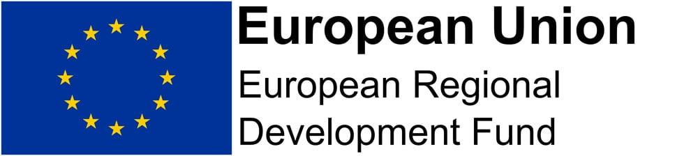 Joe Webster European Union Funding Logo