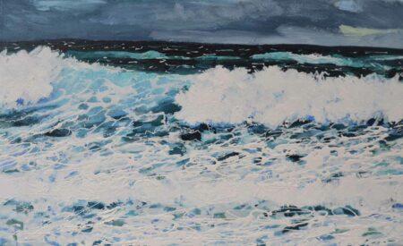 Joe Webster Between The Squalls 2 Painting