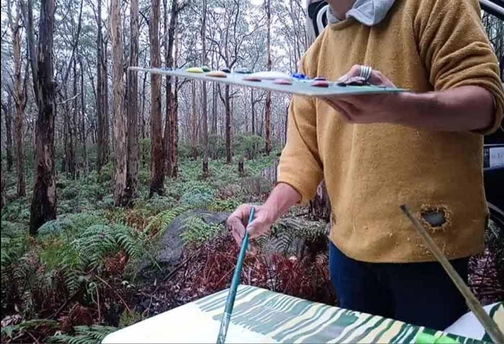 Joe Webster Boranup Forest 7Th July Web