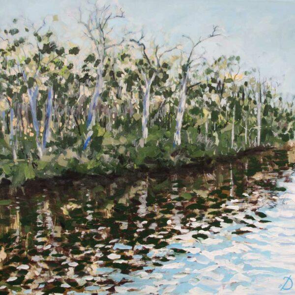 Joe Webster Have Sunset On The Banks Of Margaret River