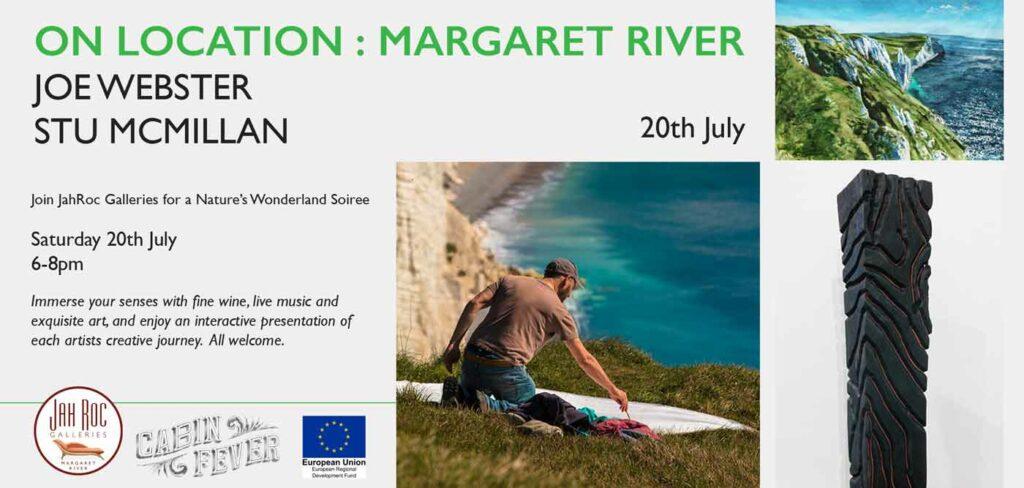 On Location Margaret River Exhibition Web