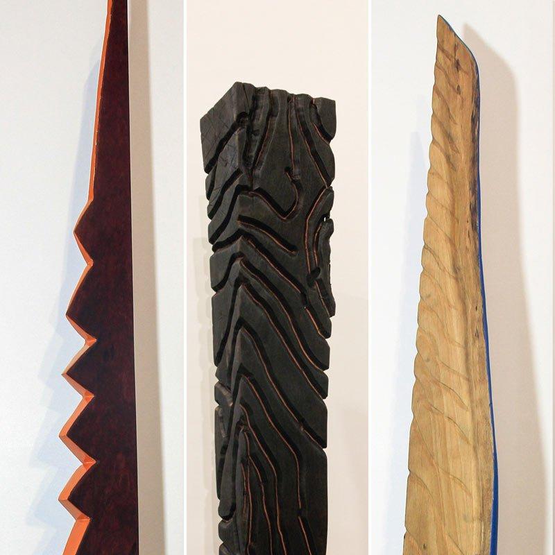 Stu Mcmillan Detail Of Sculptures Updated