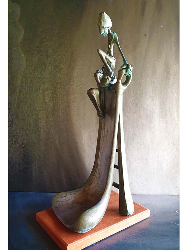 Andrew Taylor Summit Sculpture
