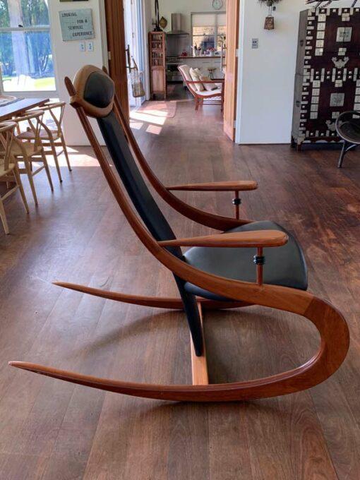 Resale Jahroc Roo Silhouette Rocking Chair 2