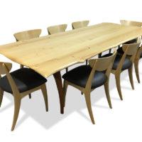 Tex Huon Pine & Sheoak Dining Table