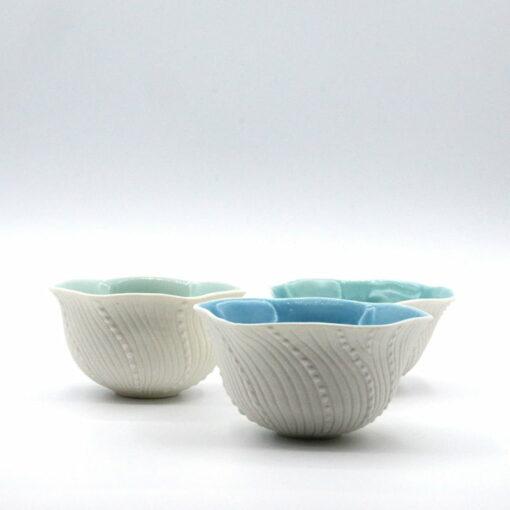 Dariya Gratte Frilled Sea Bowl H