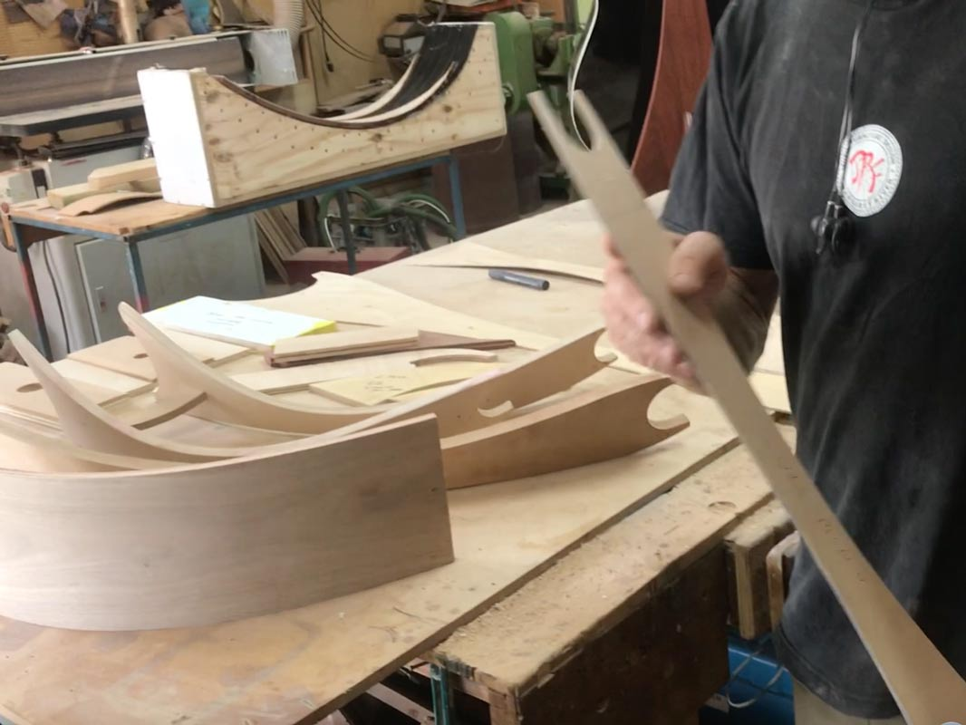Get Uked Artistic Ukulele Stand In The Making 13