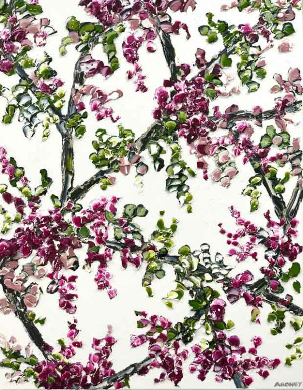 Felicia Aroney Blossom Season Painting