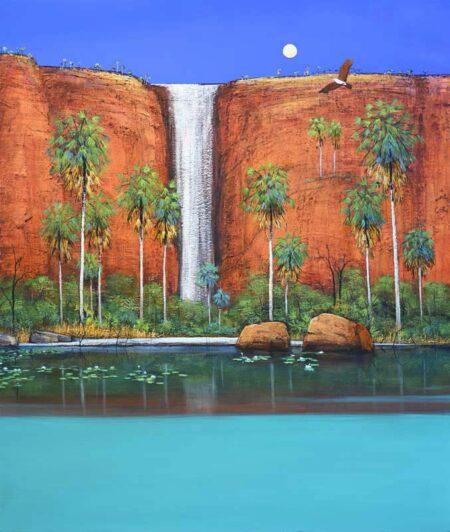 Ingrid Windram Abundance Painting
