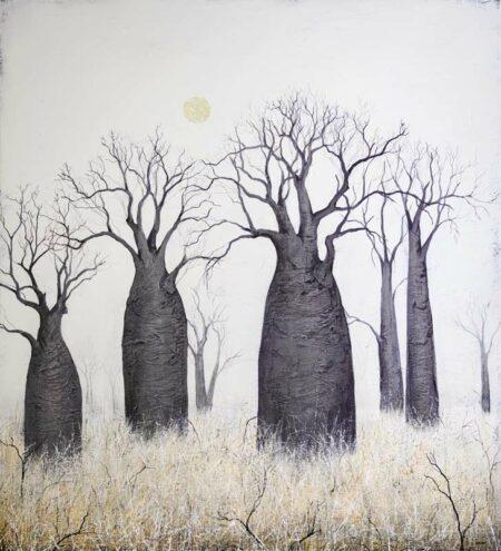 Ingrid Windram Family Painting
