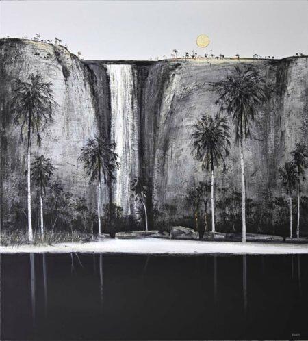 Ingrid Windram Shades Of A Landscape Painting