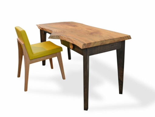 Intension Writing Desk With Bremer Yellow Chair