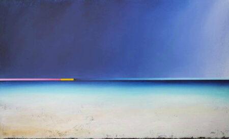 Josh Windram Calypso Painting