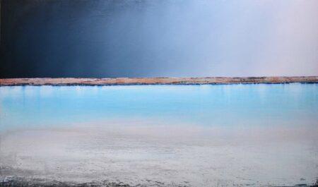 Josh Windram Mystify 153cmx91cm Painting