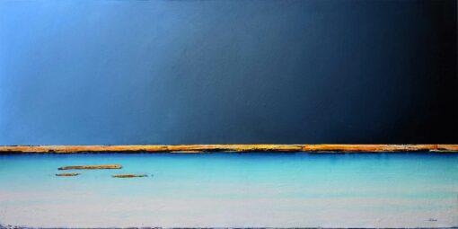 Josh Windram Resolution Painting