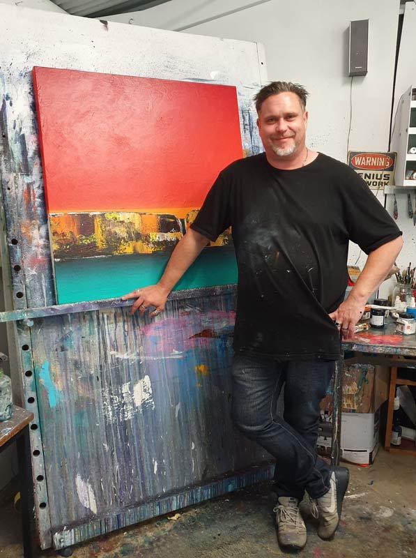 Josh Windram In Studio 3