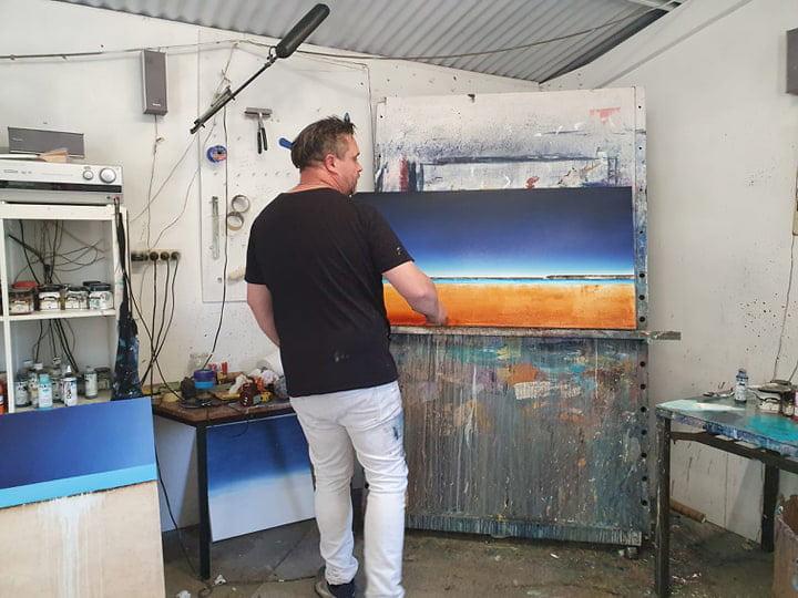Josh Windram In Studio 4