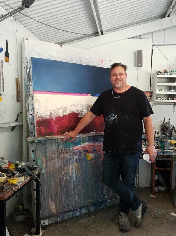 Josh Windram In Studio 5