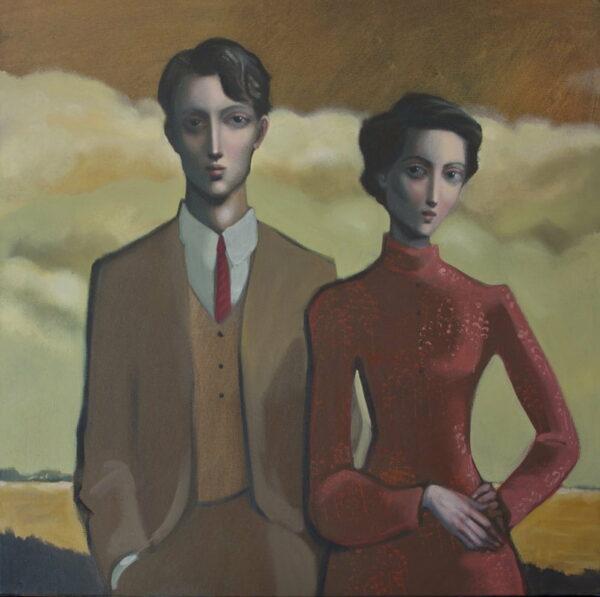 Lauren Wilhelm One Still Day Painting