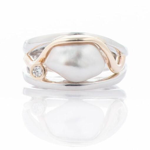 Gemma Baker Keshidiamond Ring