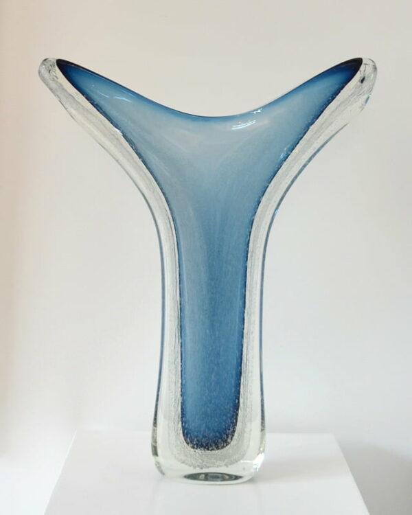 Grant Donaldson Iceberg Vase Front