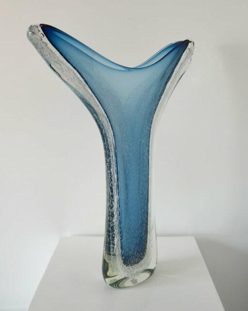 Grant Donaldson Iceberg Vase Side