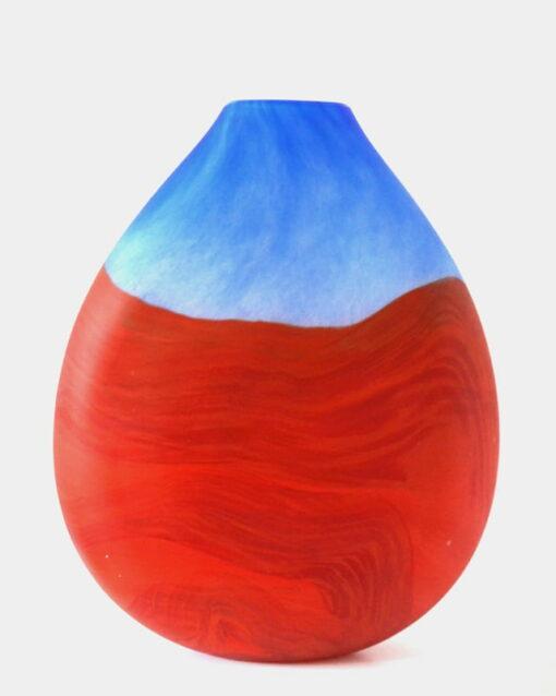 Grant Donaldson Landscape Vase Front