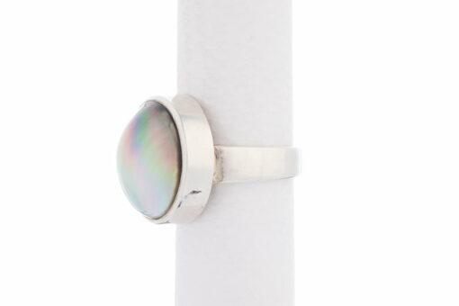 Jane Liddon Ring Round Mabe White Side