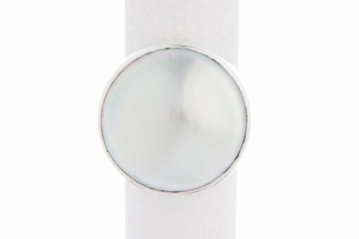 Jane Liddon Ring Round Mabe Large White Front