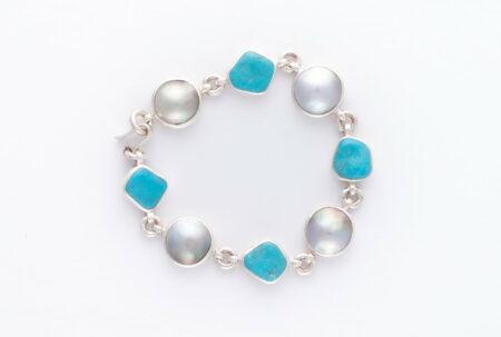 Jane Liddon Turquoise Bracelet