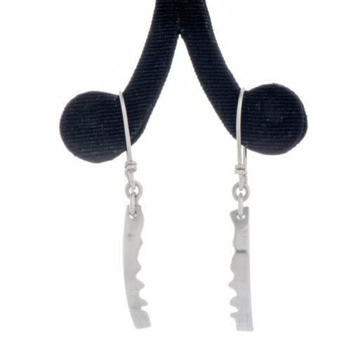 W Emc128 Emma Cotton Jigsaw Earings 189