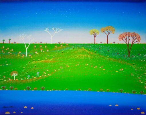 Bonnie Atlan Margaret River Delight Painting
