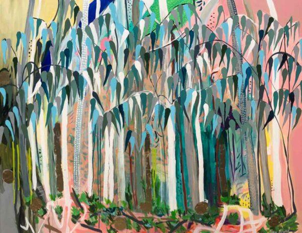 Joan Blond Margaret River Boranup Karri Forest