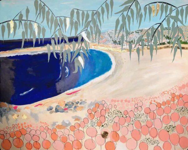 Joan Bond Prevelly Beach Painting