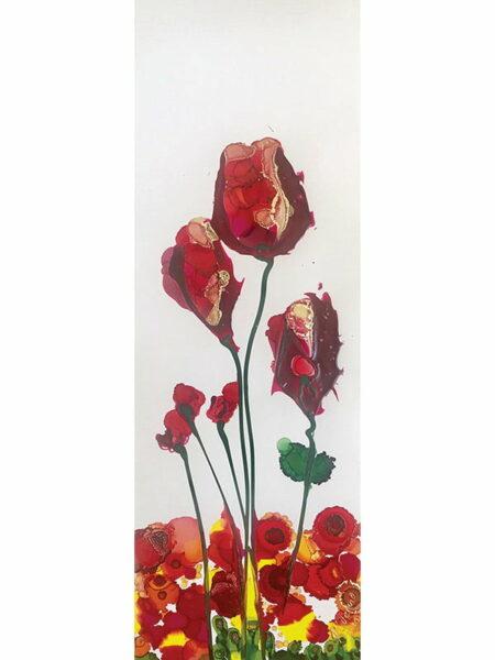 Karin Luciano A Deep Sense Of Spaciousness Painting