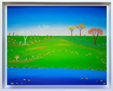 Painting Bonnie Atlan Margaret River Delight
